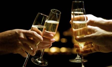 champagne-brinde
